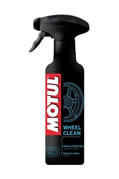 E3 Wheel Clean / Jant Temizleyici - 400 ml