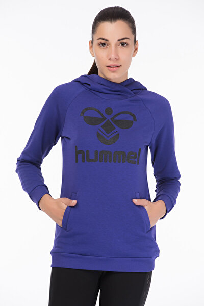 Kadın Sweatshirt Hmllura Hoodıe