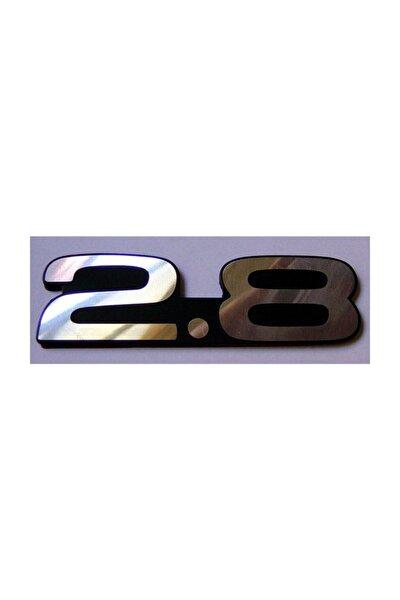 Metal Amblem ''2.8'' 8000102