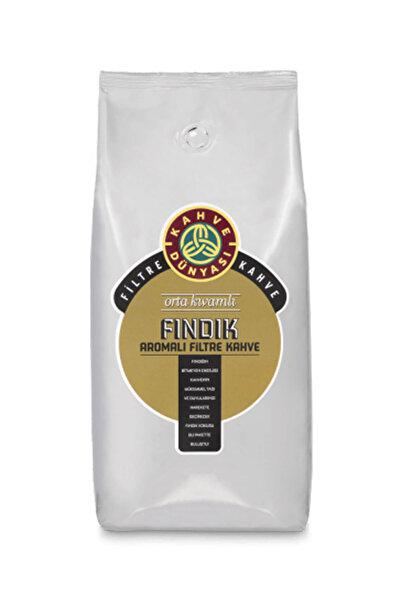 Fındık Aromalı Filtre Kahve Çekirdek 1 kg