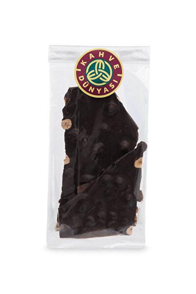 Bitter Çikolatalı Fındıklı Tablet Çikolata 150 gr