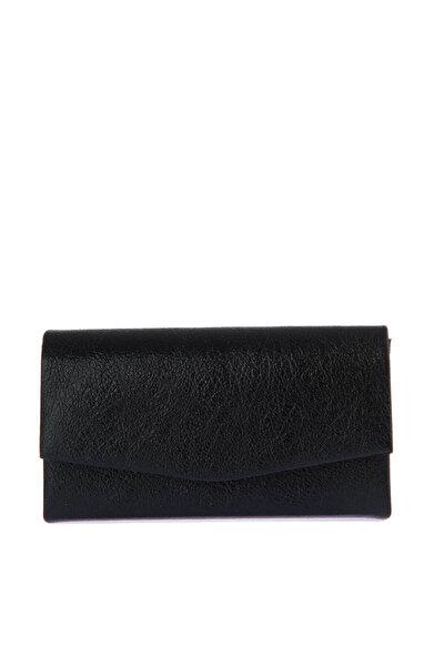 Siyah Kadın Portföy Çanta C0201-18