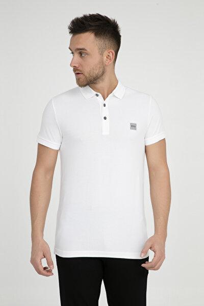 Beyaz Erkek T-Shirt 50378334 100