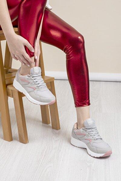 Unısex Spor Ayakkabı Buz Pudra 772