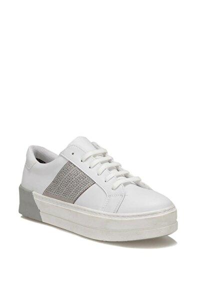 19S-091 Beyaz Kadın Sneaker Ayakkabı 100372413