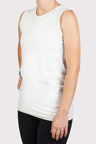 Kadın Beyaz T-shirt - 182200