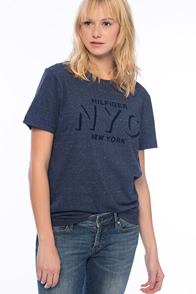 Kadın T-Shirt DW0DW01737