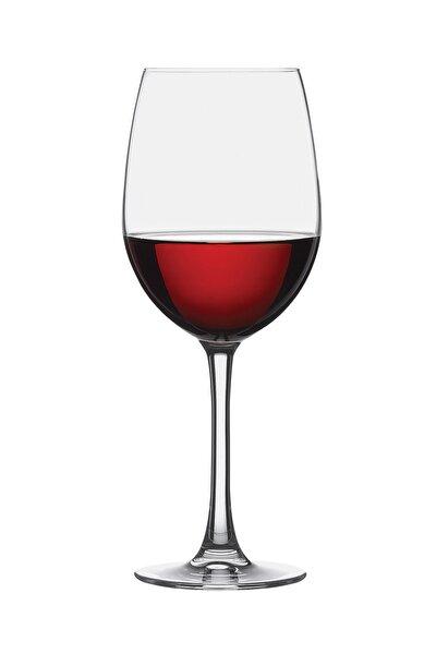 6'lı Professıonal  Bordeaux Rouge Şarap Kadehi P67078