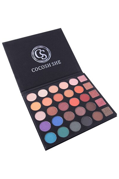 30'lu Göz Farı Paleti - Excellent Eyeshadow Palette 8681569722460