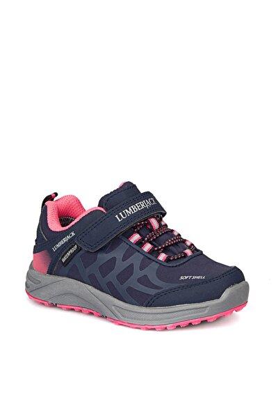 URSA JR Lacivert Pembe Kız Çocuk Ayakkabı 100284672