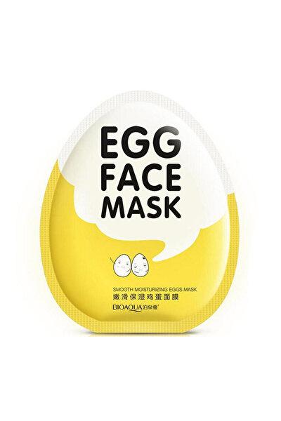 Yumurtalı Nemlendirici Pürüzsüz Cilt Maskesi 30 Gr