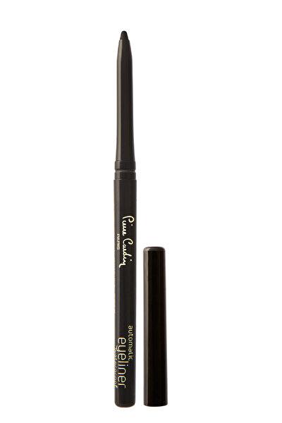 Açılıp Kapanabilen Suya Dayanıklı Göz Kalemi - Automatic Eyeliner Siyah 8680570258180