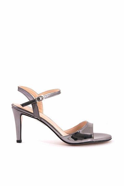 Kursun Kadın Klasik Topuklu Ayakkabı  181Tck456 208