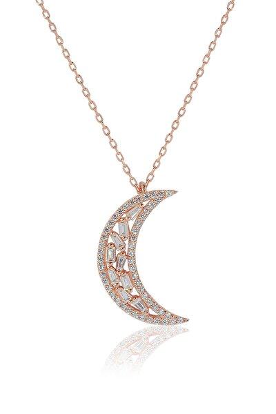 Kadın Ay Kolye SGTL4297