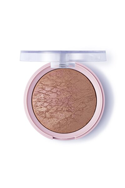 Allık - Pretty By Flormar Baked Blush 006 Copper Bronze 8690604468973