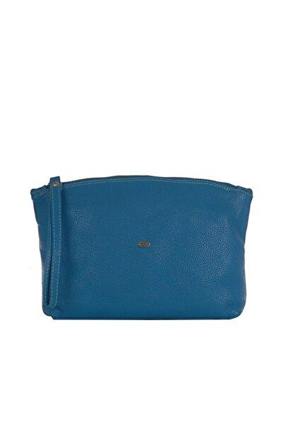 Mavi Kadın Portföy / Clutch Çanta 1000005784356
