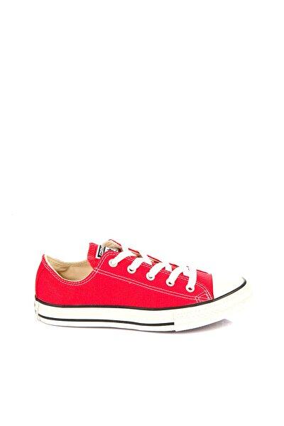 Kırmızı Çocuk 3J236C Chuck Taylor Allstar Ayakkabı