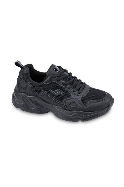 Yeni Sezon Bayan Spor Ayakkabı 24736 Siyah