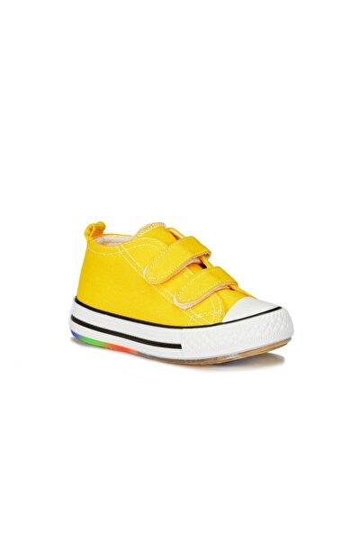 Pino Unisex Çocuk Sarı Spor Ayakkabı