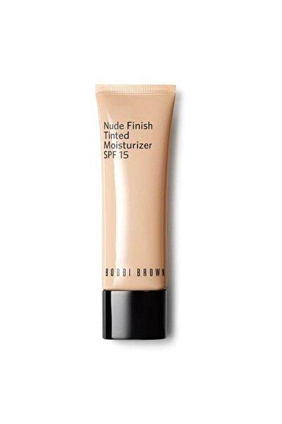 Nude Finish Tinted Moisturizer SPF 15 - Porcelain Tint 716170167596