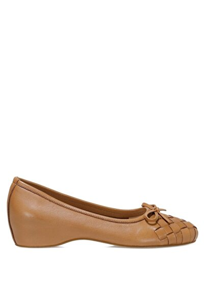ALEXA 1FX Taba Kadın Dolgu Ayakkabı 101031243