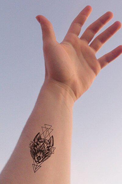 Kurt Mini Geçici Dövme Tattoo