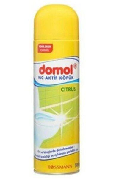 Domol Wc Temizleme Köpüğü Limon 500 Ml