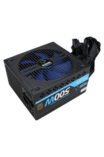 Gtp-500 V2 500w 80 Plus Bronze Power Supply Pc Güç Kaynağı