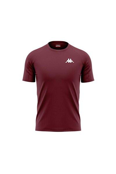 304wnn0 Poly T-shirt Bux - Bordo - Xl