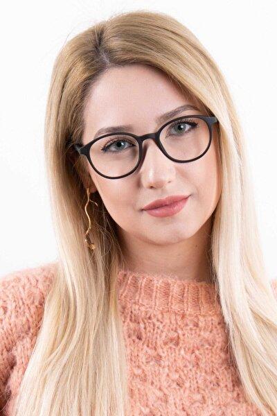 Unisex Siyah Bilgisayar ve Ekran Gözlüğü