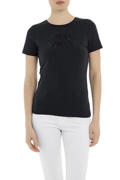 Lacivert Kadın T-Shirt 3G2T86 2JQAZ 0920