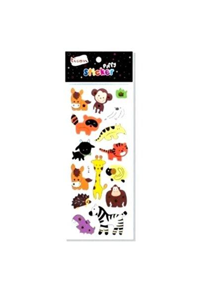 Sticker Puffy 138016 Kabartmalı Tps-5