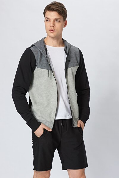 Erkek Sweatshirt - Vom - V-MTJ017-CHC