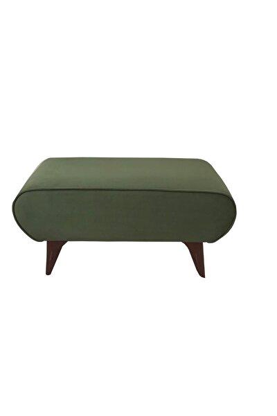 Sandal Puf Yeşil Koltuk 71 cm