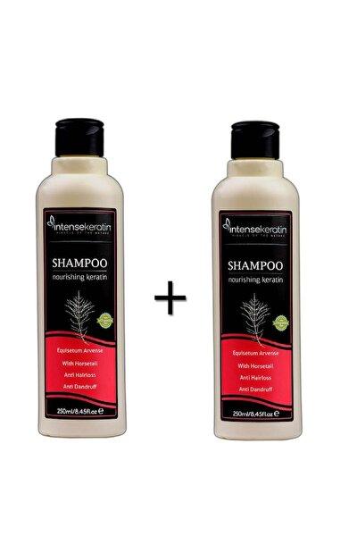 Keratinli Şampuan Organik (2x250ml)