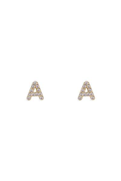 Harfli Adley Küpe A 8681298209553