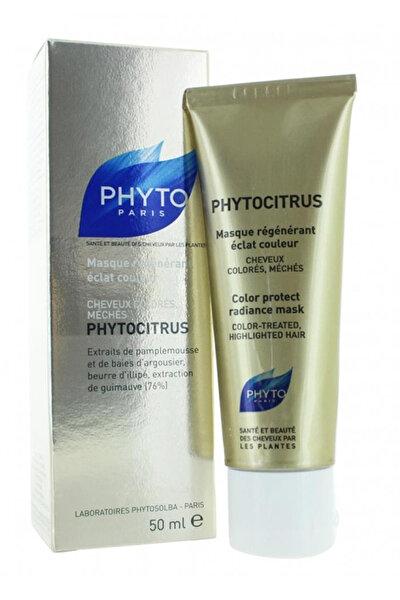 Renk Koruyucu Maske - Phytocitrus Color Radiance Mask 50 ml 3338221102034