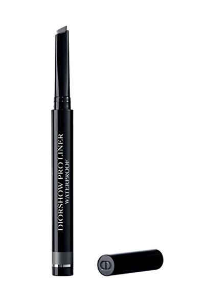Suya Dayanıklı Gri Eyeliner - Diorshow Proliner 042 3348901252799
