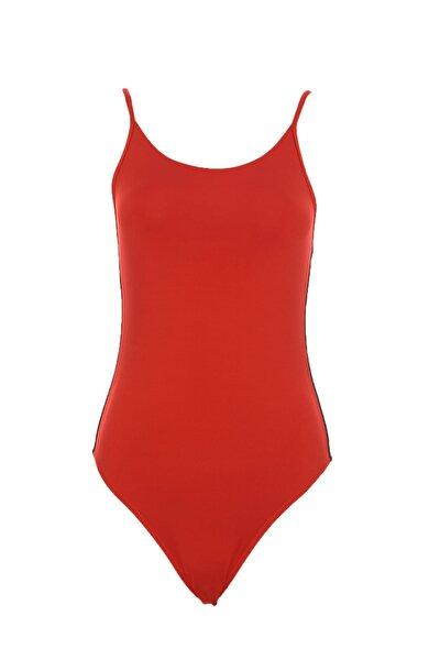Kadın Kırmızı Mayo UW0UW01432