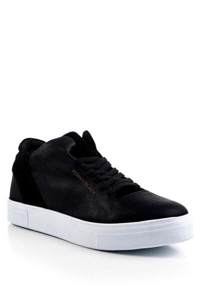 Erkek Ayakkabı Casual Siyah Cu223