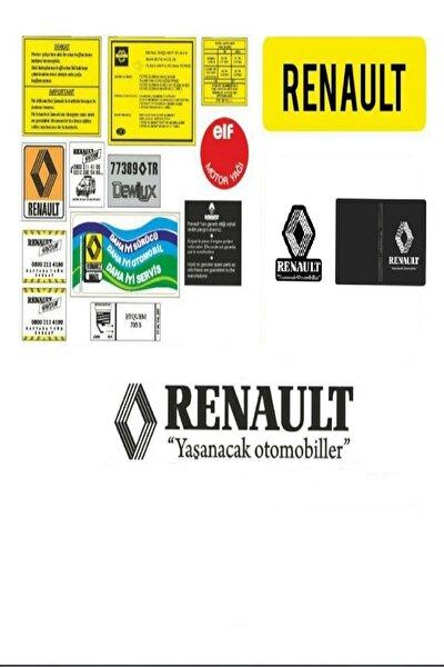 Renault Etiketleri
