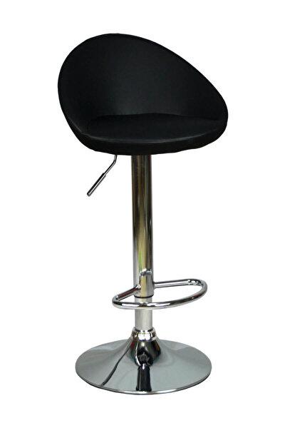 Boombar Larissa Bar Sandalyesi Siyah