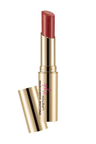 Ruj - Deluxe Cashmere Lipstick Stylo Rose  8690604564378