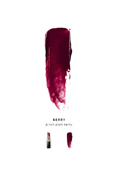 Ruj - Nourishing Lip Color Oil Infused Berry 716170168012