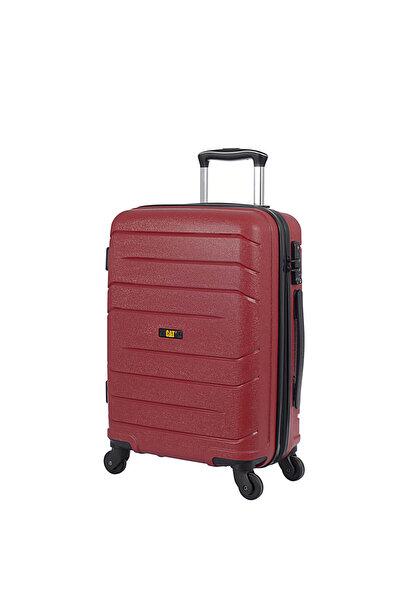 Kırmızı Unisex Orta Boy Valiz 1785542390122