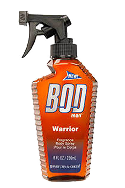 Warrior Vücut Spreyi 236 ml