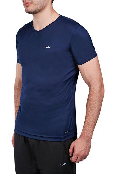 Erkek T-shirt - 18NTEB001221-010