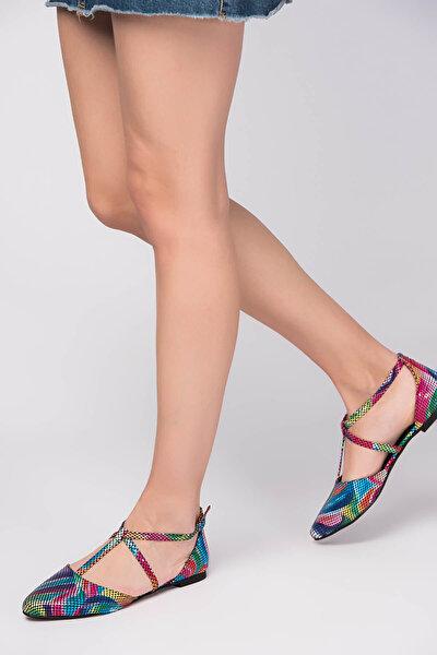 Multi Kadın Ayakkabı D726537307
