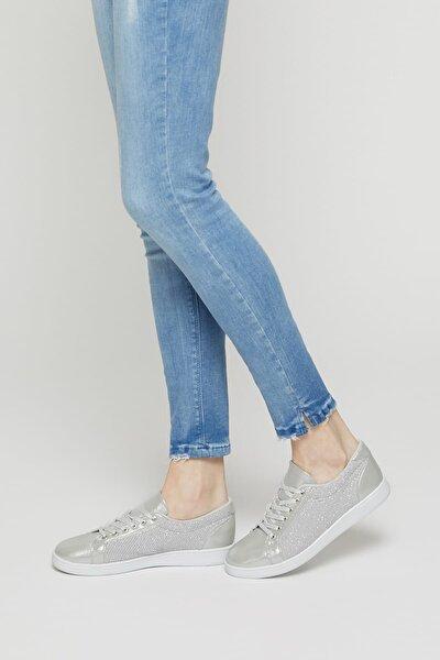 CAPE Gümüş Kadın Sneaker Ayakkabı 100369974