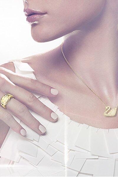 Kadın Kolye Swan Necklace 5063921